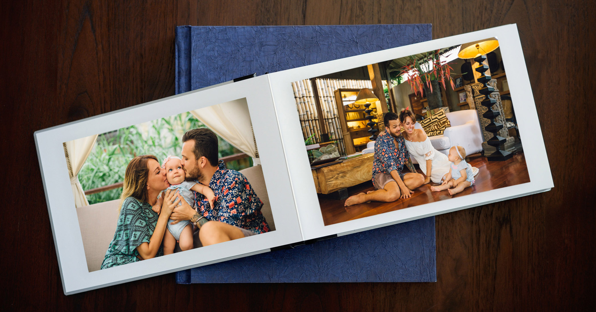 On the importance of wedding and family albums